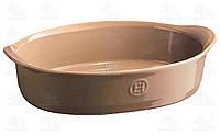 Emile Henry Форма для запекания овальная Bakeware 96 - дуб 27х17,5 см 969050