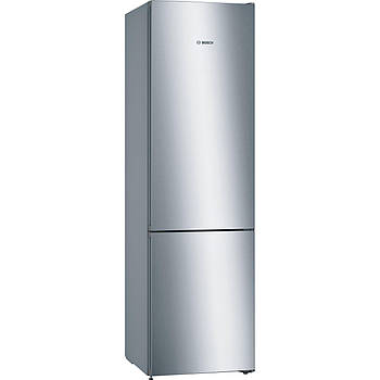 Холодильник з морозильною камерою Bosch KGN39VLEA