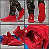 Кросівки Adidas Bounce, червоні. Текстиль. 41-46р (26.5-29.9см)
