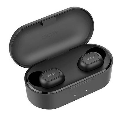 Bluetooth-наушники QCY QS2 TWS, фото 2