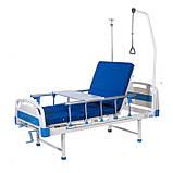 Ліжко механічна HBM-2S, фото 2