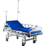 Ліжко механічна HBM-2S, фото 3