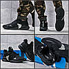 Кросівки Adidas Bounce, чорні. Текстиль. 41-46р (26.5-29.9см)