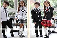 Школьная форма для мальчика, девочки Шо-34-О
