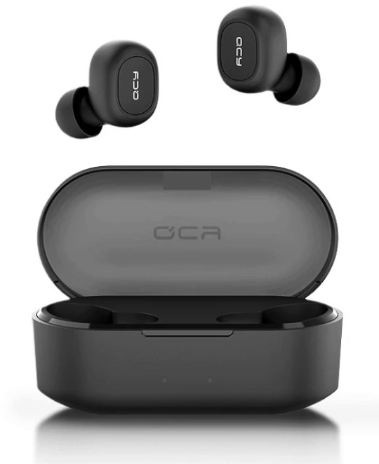 Bluetooth-наушники QCY QS2 TWS