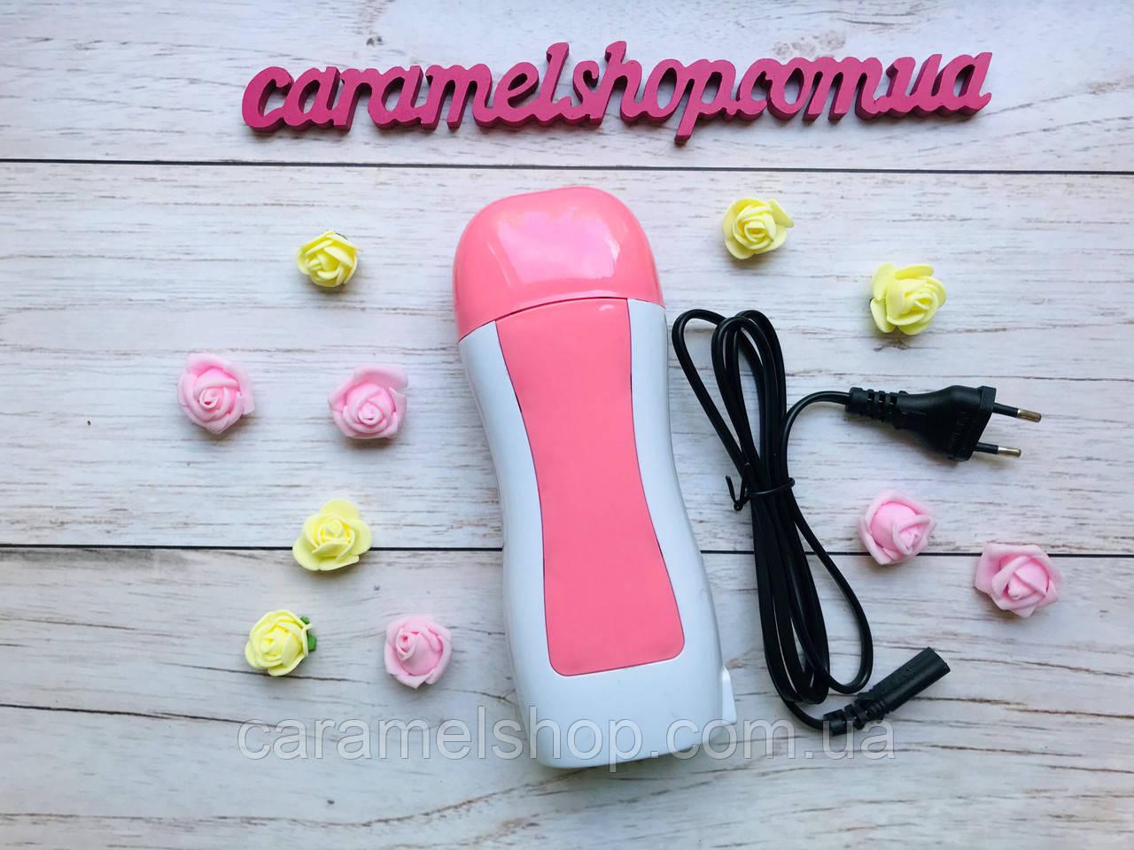 Воскоплав кассетный розовый