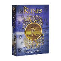 Карты Runes Oracle (Оракул Рун Позолоченный), фото 1
