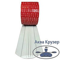Захист кіля АрморКіль 150 см для пластикового човна, RIB або катера, колір сірий