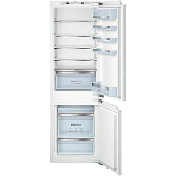 Холодильник з морозильною камерою Bosch KIN86KF31