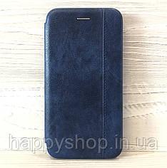 Чехол-книжка Gelius Leather для Huawei Nova 4 (VCE-L22) Синий