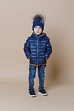 Детская куртка для мальчика Antonio Morato Италия MKCO00040 Синий