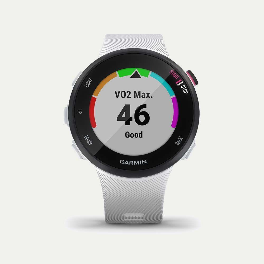 Умные часы Smart Watch Garmin Forerunner 45S 010-02156-10 White