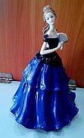Статуэтка Девушка с веером 21 см, фото 1