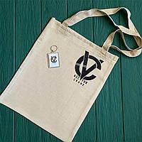 Печать логотипов на эко-сумках