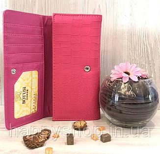 Женский кошелек Botusi (Розовый), фото 2