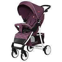 Коляска прогулочная  CARRELLO Quattro CRL-8502/2 Lilac Purple +дождевик + чехол 9.5 кг