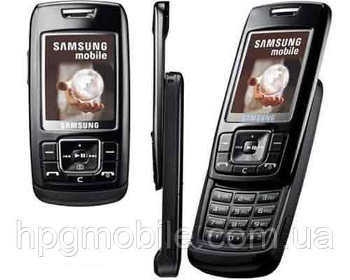 Корпус для Samsung E251 - оригинальный bc59992fc318c