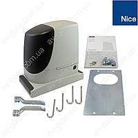 Электропривод RUN2500 Nice для откатных ворот (ширина до 18 м), фото 1