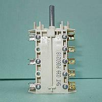 Переключатель электроплит/электродуховок 7-зонный 16А 5HT 039