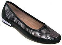Туфли на маленьком каблуке большие размеры от производителя МИ5234-31
