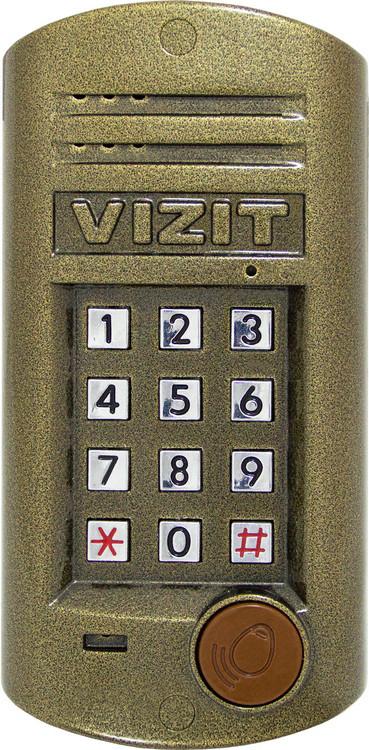 Блок вызова Vizit БВД-314F