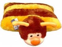 Подушка игрушка Пчелка 45 см