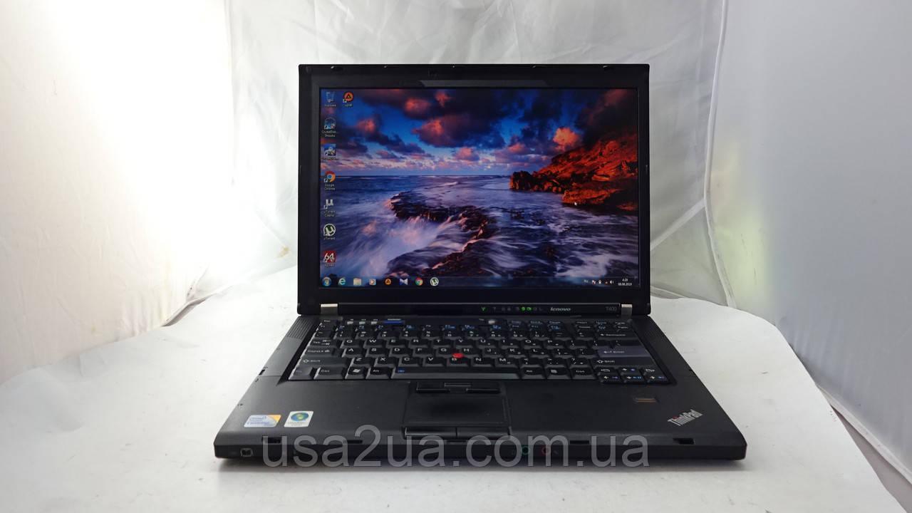 Ноутбук Lenovo ThinkPad T400 T9400/3Gb DDR3/160Gb Гарантия Кредит Доставка