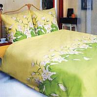 """Комплект полуторного  постельного белья """" Тэп """" Лилея Зеленая"""