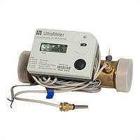 Счетчик тепла у.з. UltraMeter DN40 S (подача)