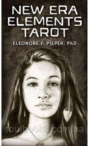 Карты Таро New Era Elements Tarot by Eleonore F Pieper (Таро с элементами новой эры)