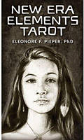 Карты Таро New Era Elements Tarot by Eleonore F Pieper (Таро с элементами новой эры), фото 1