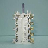 Переключатель электроплит/электродуховок 7-зонный Dreefs 16А 5HT 034