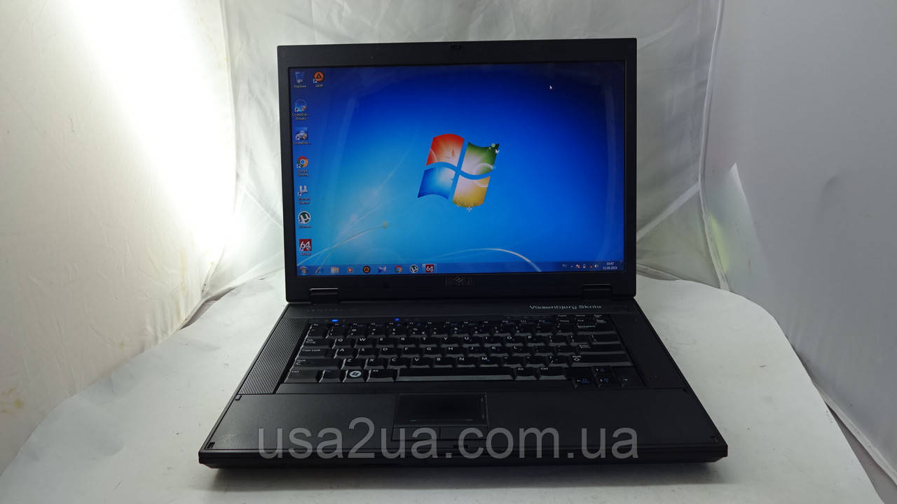 """15.4"""" Ноутбук Dell Latitude E5500 Core 2Duo/3Gb/160Gb Кредит Гарантия Доставка"""