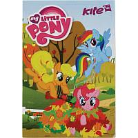 Блокнот Kite A7 My Little Pony 48 листов клетка LP15-224K