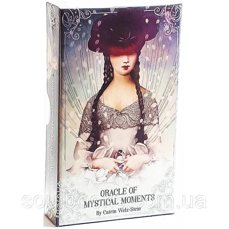 Карты Oracle of Mystical Moments (Оракул Мистических Моментов)