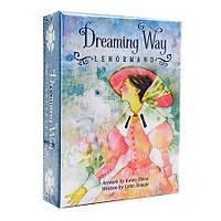 Карты Таро Dreaming Way Lenormand (Путь сновидения Ленорман), фото 1