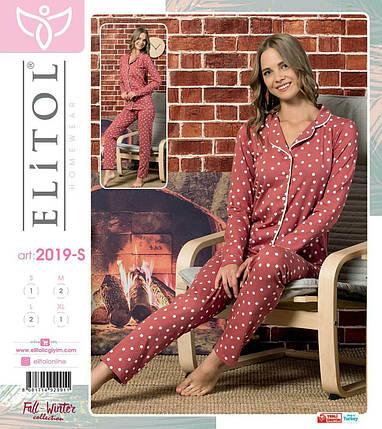 Женская пижама Elitol Турция, фото 2