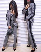 Костюм брючный (пиджак и брюки), фото 1