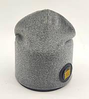 Оптом шапки 50 52 и 54 размер трикотажная детская шапка головные уборы детские опт, фото 1