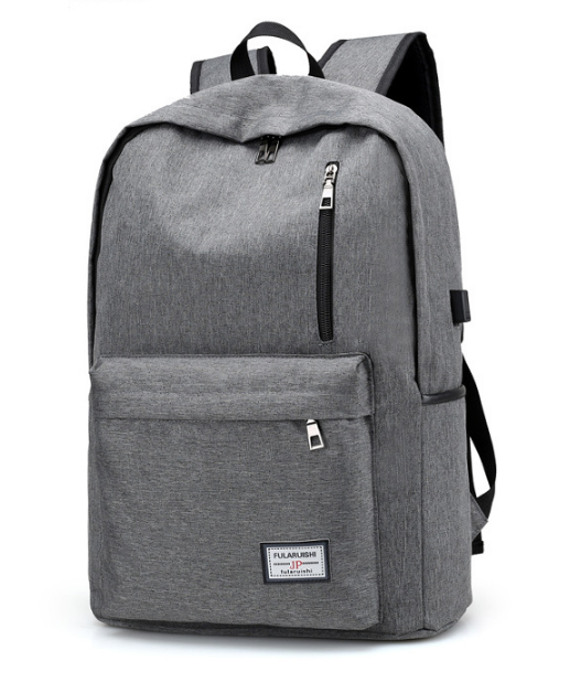 Рюкзак Xinxu сірий + USB ( код: R116 )