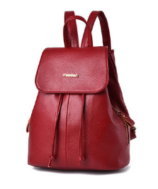Рюкзак Miamin красный ( код: R199 )
