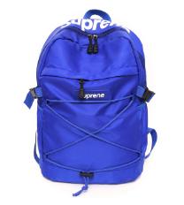 Рюкзак копия Supreme синий ( код: R331 )
