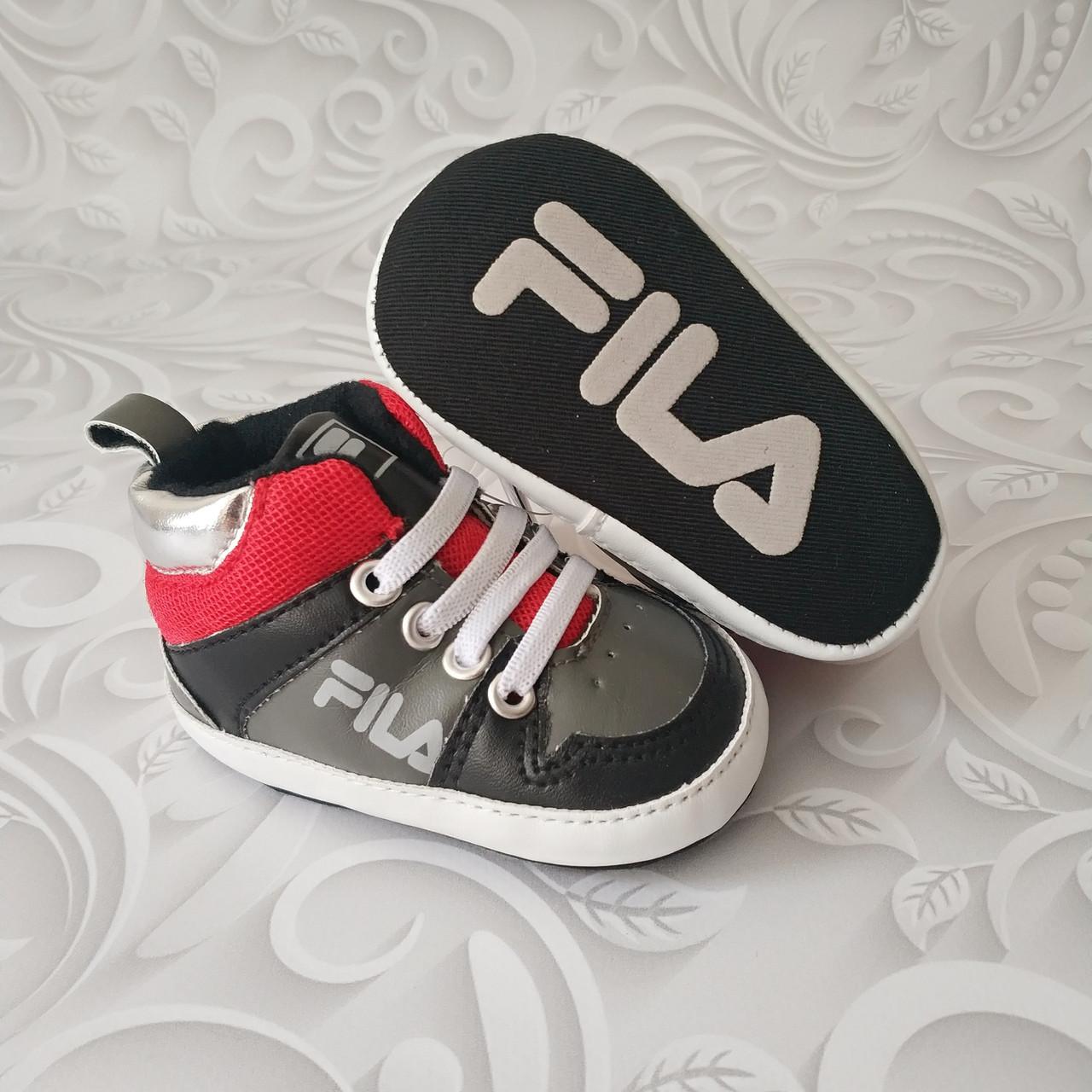 Пинетки кроссовки Fila