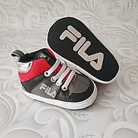 Пинетки кроссовки Fila, фото 1