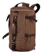 Рюкзак-сумка Youmian 45*28*28 коричневый ( код: R429 ), фото 1