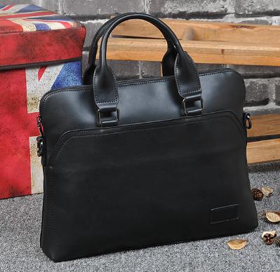 Деловая мужская сумка-портфель ( код: С504 )