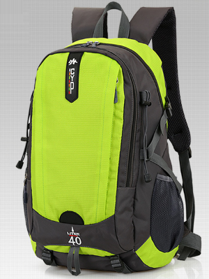 Рюкзак CYP спортивний салатовий ( код: R580 )