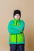 Детский зимний комплект для мальчика BRUGI Италия YL4S