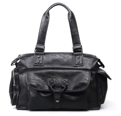 Дорожная вместительная мужская сумка ( код: С494 )