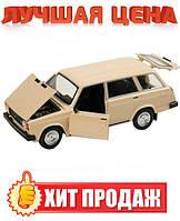 Машина металлическая  ВАЗ 2104  АВТОПРОМ